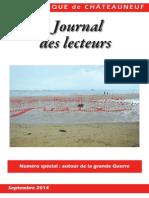 Journal Spécial 14-18