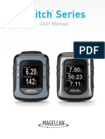Magellan Gps Switch and Switch Up User Manual