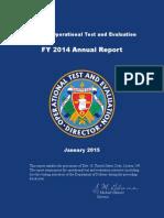 2014 Dote Annual Report