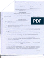 Management Information Systems (Aug 2012 Reg-sup)