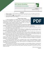 Exame Portugues I 2014