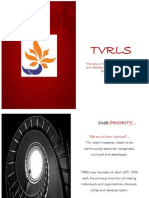 TVRLS Corporate Presentation