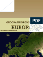TECTONICA EUROPEI