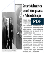 150121 La Verdad CG- García Visita La Muestra Sobre Gibraltar Que Acoge El Parlamento Europeo p. 8