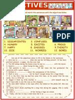 Adjectives Description