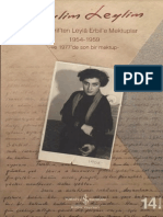 Leylim Leylim- Ahmet Arifden Leyla Erbile Mektuplar