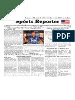 January 21 - 27, 2015 Sports Reporter