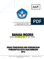 TRY OUT 2 PAKET A 65.doc