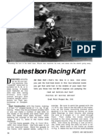 Build the Ison Race Kart