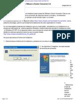 Como Instalar Paso a Paso VMware VCenter Converter 5 0