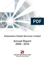 Datamatics 2009-10
