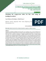 Modeling the compression index for fine soils using an intelligent method