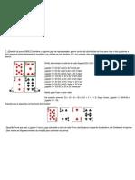 Exercício Resolvido Minimax - Cartas - Inteligência Artificial