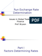 IV.exchange Rate Determination