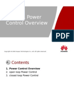WCDMA Power Control Overview