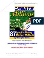 I create millions brandable Branded 34 Money Mastery Methods