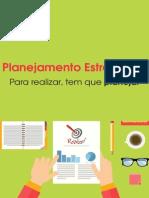 Planejamento Estratégico e CIPA