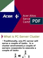 Altos Cluster