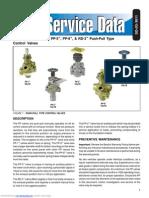 Valvula Bendix PP-1 Manual