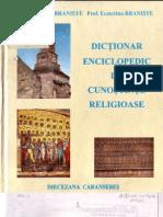 DICTIONAR CUNOSTIINTE RELIGIOASE