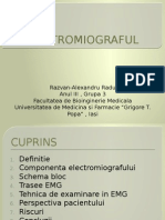 Electromiograful
