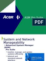 ASM PRo Suite