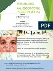 Functional Endoscopic Sinus Surgery (Fess) (3)j