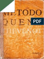 Método de quena, Vol. 1 - Raymond Thevenot