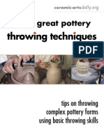 Great Throwing Techniques