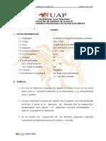 Silabo Anatomia y Fisiologia Del Aparato Locomotor 20012