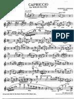 39232051 Gerhard Capriccio Flute Solo