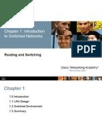 CCNA2 (v.5.0) - Chapter 1 Instructor PPT