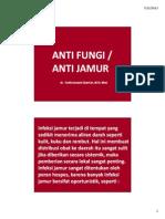Anti Jamur.