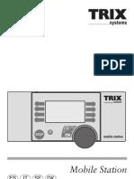 Manuale Centralina Digitale Trix