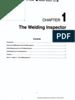 Aws - the Welding Inspector