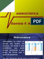 Hidrostática - Hidrodinâmica