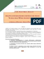 ForTutor_Project Work3_Il Ruolo Delle TIC Nel Processo Educativo