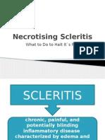 Necrotising Sleritis