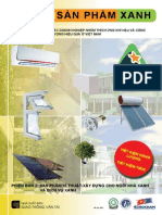 2013 Edition Handbook for Green Products VN