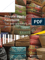 Private Equity Handbook Tax & Regulatory Reckoner