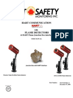 FGD MAN HART Junction Box Flame Detector