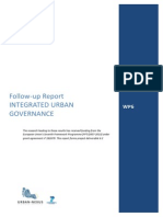 Integrated Governance Follow Up Report Draft