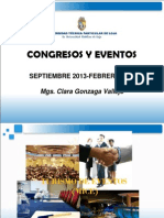 Congresos y Eventos  utpl