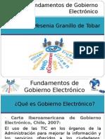 Fundamentos de Gobierno Electrónico 1014