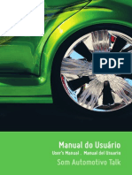 Manual Som Carro Multilaser Talk