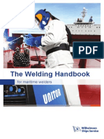 Welding Handbook-Welding and Related Processes for Repair and Maintenance Onboard