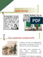 AP - Analyse du sujet.ppt