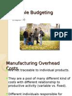 Ch13. Flexible Budget