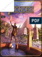7 Wonders Regolamento