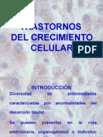 Trastornos Crecimiento Celular